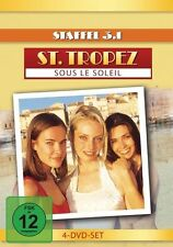 Saint Tropez - Staffel 3.1 [4 DVD Set] Adeline Blondieau Neu!