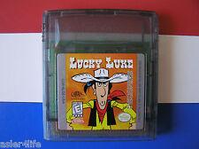 LUCKY LUKE - GAME BOY COLOUR - GBC