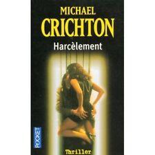 Michael Crichton - Harcèlement