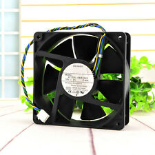 NMB 4715KL-04W-B46 fan  12V 0.90A 120*120*38mm 4pin PWM