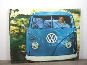 Brochure Prospekt Folder - VW Volkswagen T1 Bus *47218
