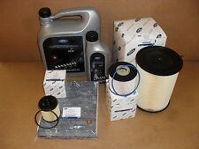 Original Inspektions-Kit Ford Focus/C-MAX/Kuga 2,0 Diesel inkl. 6 Liter 5W30 Öl
