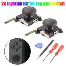 3D Analog Sensor Stick Joystick Repair Part Kits fit Nintendo Switch NS Joy-Con