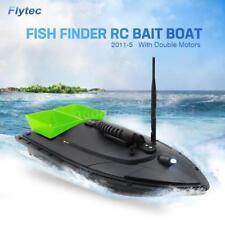 Flytec 2011-5 1.5kg Loading 500m Remote Control Fishing Bait Boat RC Boat Y4U3