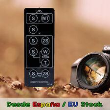 Control remoto Universal / Nikon - Canon - Minolta - Pentax (batería incluida!)