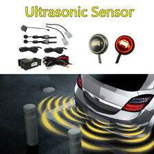 Universal Car Blind Spot Monitoring System Ultrasonic Sensor Reversing Assist