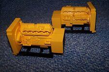 Lionel Yellow Plastic Generators - (2)