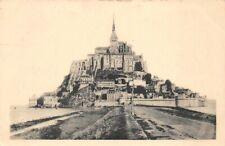 Abbaye du MONT-SAINT-MICHEL - Vue générale