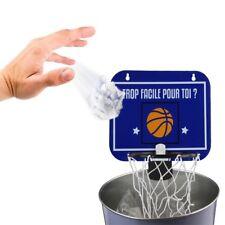Panier de basket pour poubelle