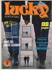 fotoromanzo LUCKY ANNO 1980 NUMERO 142 ZOLI GLIGOROV GASPARRI