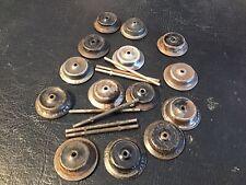 Hornby O Gauge Tin Wheel And Axle LotC6