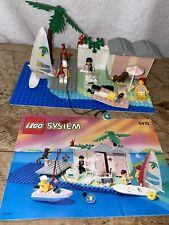 Lego System Paradisa 6410 - Cabana Beach 1994 Very Rare Set