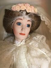 The Lenox Bride – Limited Edition Porcelain Doll - First Issue – Nib