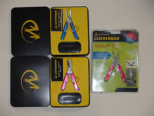 LEATHERMAN Squirt Multi Tool Collection P4 - S4 - EL Radioshack (E4) New