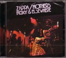 CD (NEU!) . FRANK ZAPPA - Roxy & Elsewhere (live More trouble every day mkmbh