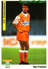 060 ALEX PASTOOR FC.VOLENDAM NETHERLANDS VOETBAL CARD 94 PANINI