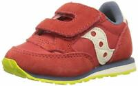Saucony Boys Baby Jazz Sneaker, Red/Blue/Lime, Size 6.5 Q1mt