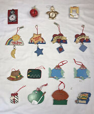 Large Mixed Lot Of PerJinkities A Division Of Midwest Of Cannon Falls Ornaments