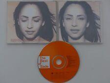 CD ALBUM The best of SADE 477793 2