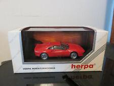 VOITURE HERPA FERRARI 288 GTO 1/43  ETAT NEUF