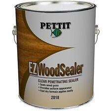 Pettit 2018Q Old Salem Clear Wood Marine Sealer Quart