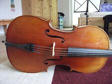 4/4 Cello von Heinrich Gill, Bubenreuth, Baujahr 2005