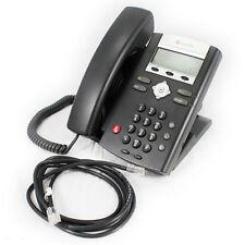 Polycom SoundPoint IP 335 Teléfono de Voip En Negro