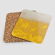 Bière blonde 1 mousse-Sous verre bock coaster HD cuisine café pub bar restaurant