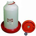 1-Three Gallon Waterer with Plug, 3 Gallon Chicken Waterer Chicken Fount