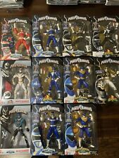 WHITE RANGER Legacy Collection Figure Mighty Morphin Power Rangers Lot All Fig