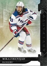 New York Rangers - 2019-20 Artifacts - Complete Base Set Team (3)