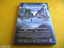 EL PIANISTA / THE PIANIST Roman Polansky - English Español -DVD R2- precintada