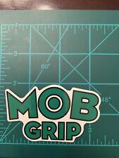 Mob Grip Skate Skateboard Sticker Laptop Cell Phone Decal Cb