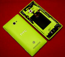 Original HTC Windows 8X Akkudeckel Back Cover Camera Kmaera Glas Volume Flex
