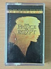 OST THE PRINCE OF EGYPT PHILIPPINES CASSETTE TAPE
