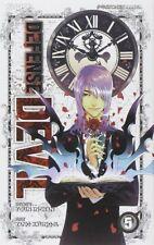 manga J-POP DEFENSE DEVIL numero 5