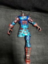 Marvel Legends ToyBiz Galactus BAF Fantastic Four 2005, Missing Head & Right Leg