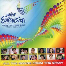 Junior Eurovision Song Contest Minsk-Belarus 2010 (2 CD)