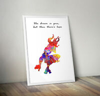 quote gift Forrest Gump inspired poster print picture my mama wall art