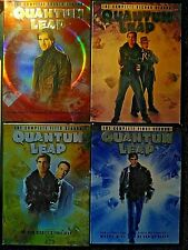 New listing Sci-Fi Dvd Clearance Sale! Quantum Leap Seasons Dvd Lot! Like New!