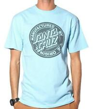 Santa Cruz Tee Skateboard T Shirt Mfg Sky Xxl Adult - Skate tee