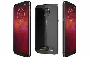 Motorola Moto Z 3rd Generation XT1929 - 64GB - Ceramic Black (Verizon)