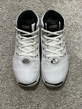2002 Air Jordan XVII 17 OG White Black Copper Size 9.5