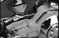 Kuryakyn 8294 Chrome Deluxe Inner Primary Cover For 1990-2006 Harley Touring