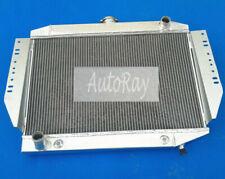 3 Row JEEP CHEROKEE / WAGONEER / J-SERIES 5.9L V8 1972-1979 aluminum radiator