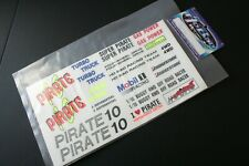 Hobao Pirate 10 Sticker / Decal Sheet - T111 OFNA 17111