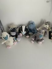 Brand New Bundle Of Blue Nose Friends Cuddly Toys