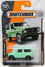 Matchbox 1:64 Scale 2018 Series LAND ROVER 90 (GREEN)