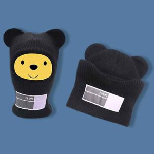 Unisex Winter Hat Mouse Ear Ski Mask