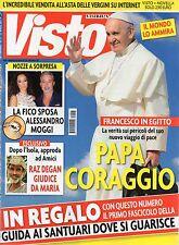 Visto 2017 17.Papa Francesco I,Prince Harry,Valentina Bellè,Ambra Angiolini,jjj